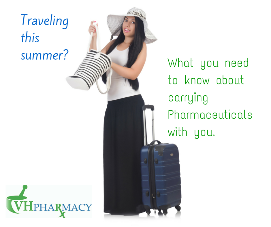 What You Should Know When Traveling With Pharmaceuticals