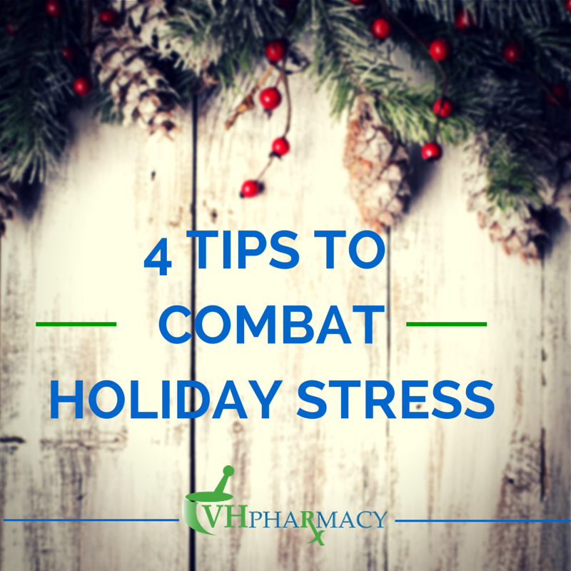 Tips to Combat Holiday Stress