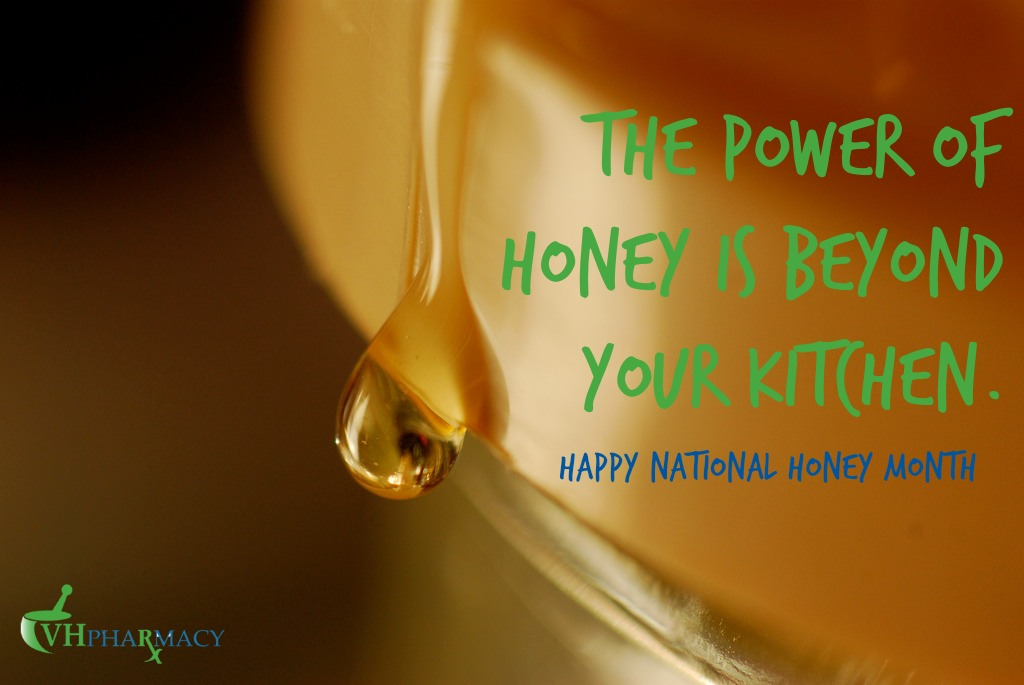 National Honey Month