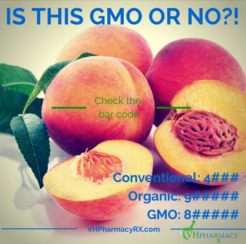 GMO or No? Here's the breakdown of what it means and so you can make an educated decision for you and your family.